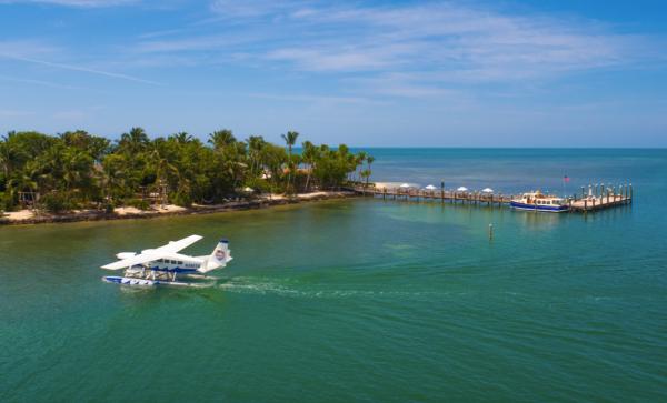 Seaplane | Little Palm Island