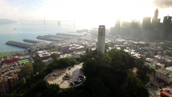 Coit Tower | San Francisco