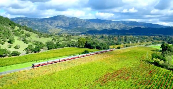 Wine Train | Napa Valley